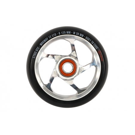 Ethic DTC Wheel Mogway 125 12std Chrome