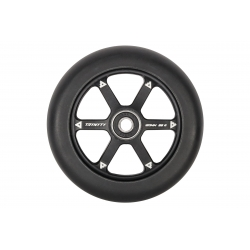 Trynyty Wheel Armadillo 120 Black (pair)