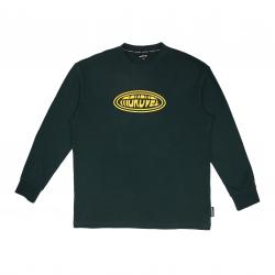 Mokovel T-shirt Long Sleeve Spatial