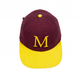 Mokovel Cap Red & Yellow