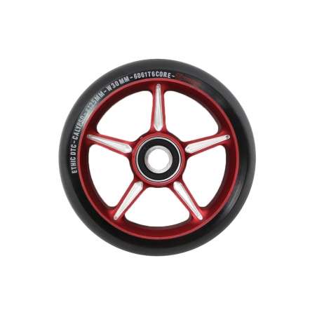 Ethic DTC Wheel Calypso 125 12std Red