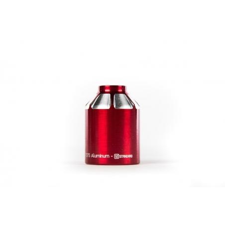 Ethic DTC Peg 12std Alu 48mm Transparent Red