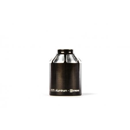 Ethic DTC Peg 12std Alu 48mm Transparent Black