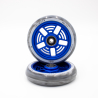 Trynyty Wheel Wi-Fi 110 Blue (pair)