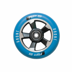 Drone Wheel RP5 110mm Black/Pastel Blue