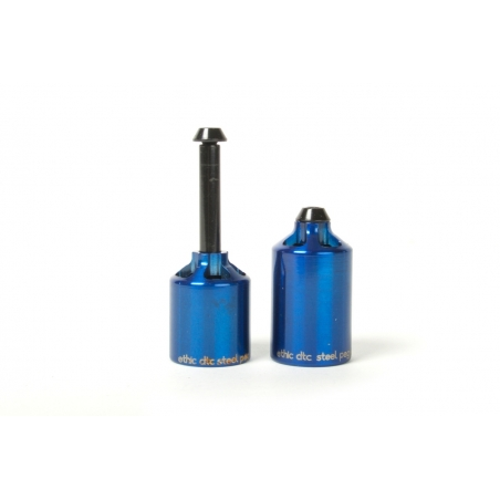 Ethic DTC Pegs Steel Blue